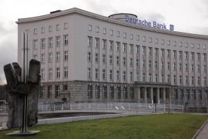 Industriestadt Chemnitz - Deutsche Bank - Stadtführung